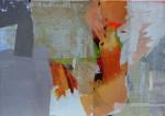 Decollagiertes Plakatmaterial, 50x70, 2014