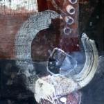 Mischtechnik auf Leinwand, 60x60, 2012