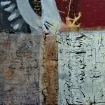 Mischtechnik auf Leinwand, 60x60,2012