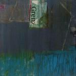 Mischtechnik auf Leinwand, 30x30, 2012