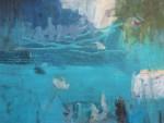 Acryl auf Leinwand, 110x145, 2012