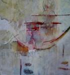 Mischtechnik auf Leinwand, je 145 x 135