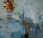 Mischtechnik auf Leinwand, 145 x 165