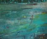 Acryl auf Leinwand, 100 x 120