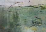 Mischtechnik auf Leinwand, 70 x 100